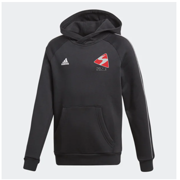 Adidas Core 18 Hoody Sort