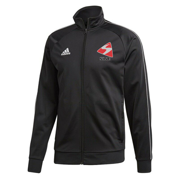 Adidas Core 18 Polyester jacket sort